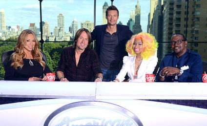 American Idol Judges: The First Promotional Photo!