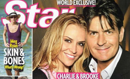 "Tabloid Claims to Expose Charlie Sheen Threesomes, Call Girl Use, ""Twisted Marriage"" to Brooke Mueller"