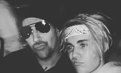 Justin Bieber & Marilyn Manson End Feud, Become BFFs