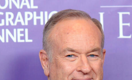 Bill O'Reilly: Accused of Dragging Wife Down Stairs by the Neck!