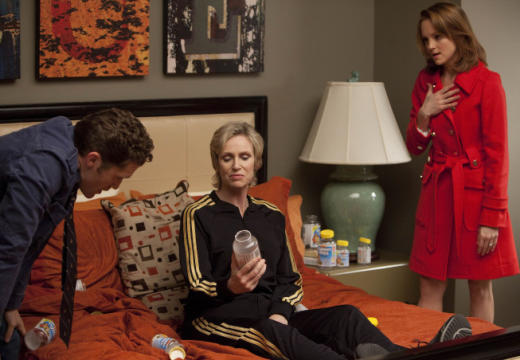 Jane Lynch as Sue