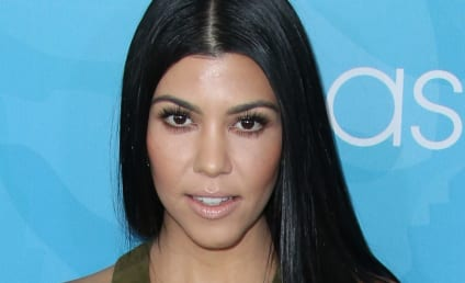 Kourtney Kardashian & Scott Disick: Clashing Over Custody?!