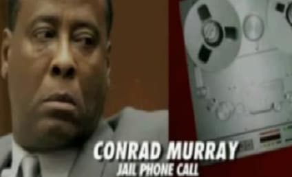 Conrad Murray Jailhouse Call: This Place Blows!