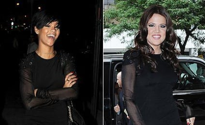 Fashion Face-Off: Rihanna vs. Khloe Kardashian