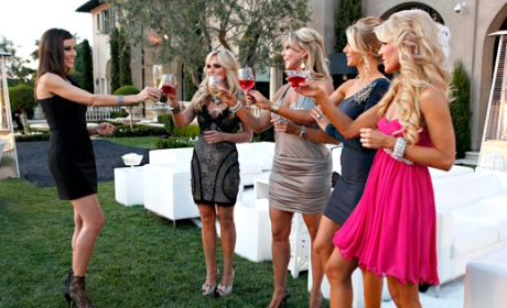 The Real Housewives of Orange County Finale Pic