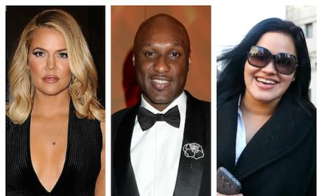 Khloe Kardashian and Liza Morales: Still Battling Over Lamar Odom?