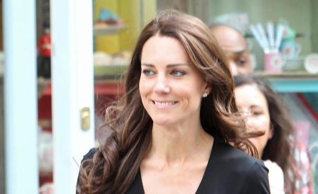 Kate Middleton: Too Thin?