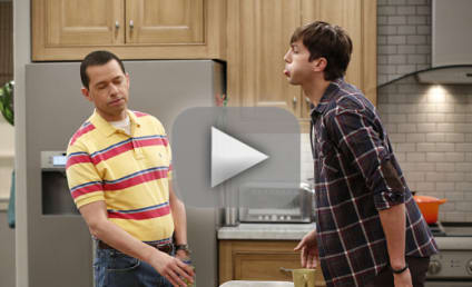 Two and a Half Men Season 12 Episode 6 Recap: Alan Shoots Someone and Other Hijinks