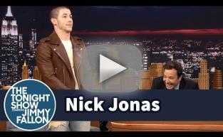 Nick Jonas Talks Boner
