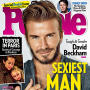 David Beckham Named People's Sexiest Man Alive!