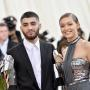 Zayn Malik and Gigi Hadid at Met Gala
