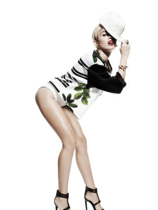 Miley Cyrus Notion Photo