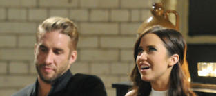 Kaitlyn Bristowe and Shawn Booth: Faking Engagement to Save Face For ABC?!