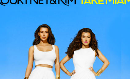 Kourtney & Kim Take Miami Recap: Kanye First, Dragon Boat Race Second
