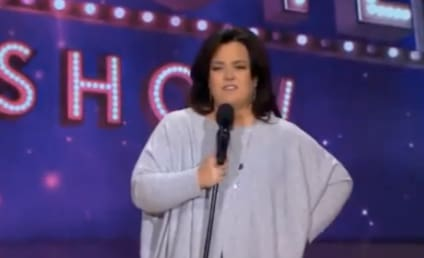 "Rosie O'Donnell Assails David Letterman as ""Anti-Gay"""