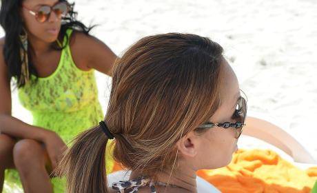 Evelyn Lozada Tattoos