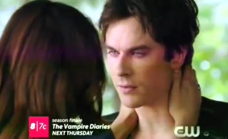 The Vampire Diaries Season Finale Teaser: RIP, Elena?