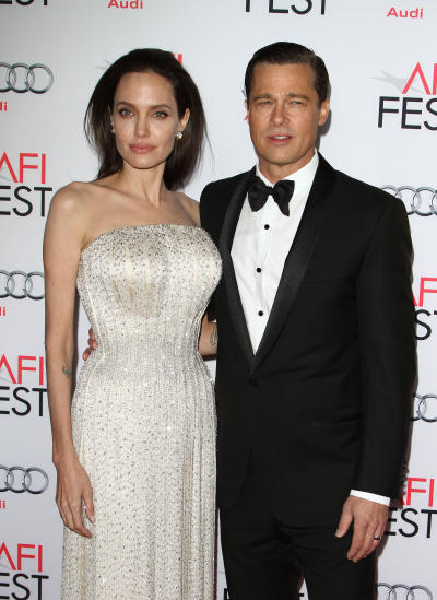 Angelina Jolie & Brad Pitt: By The Sea Premiere