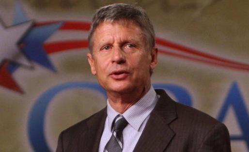 Gary Johnson Photo