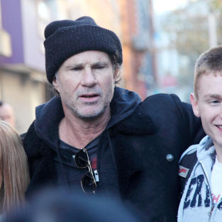 Chad Smith Photo