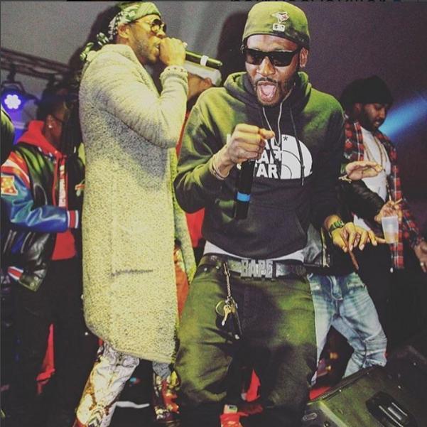 Bankroll Fresh rapping
