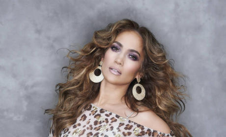 J. Lo for Idol