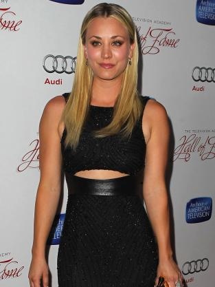 A Kaley Cuoco Photograph