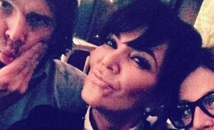 "Kris Jenner Posts ""Date Night"" Photo With Ben Flajnik, World Shrugs"