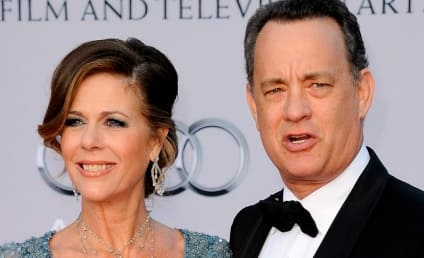 Tom Hanks and Rita Wilson: Separated Over the Summer?!