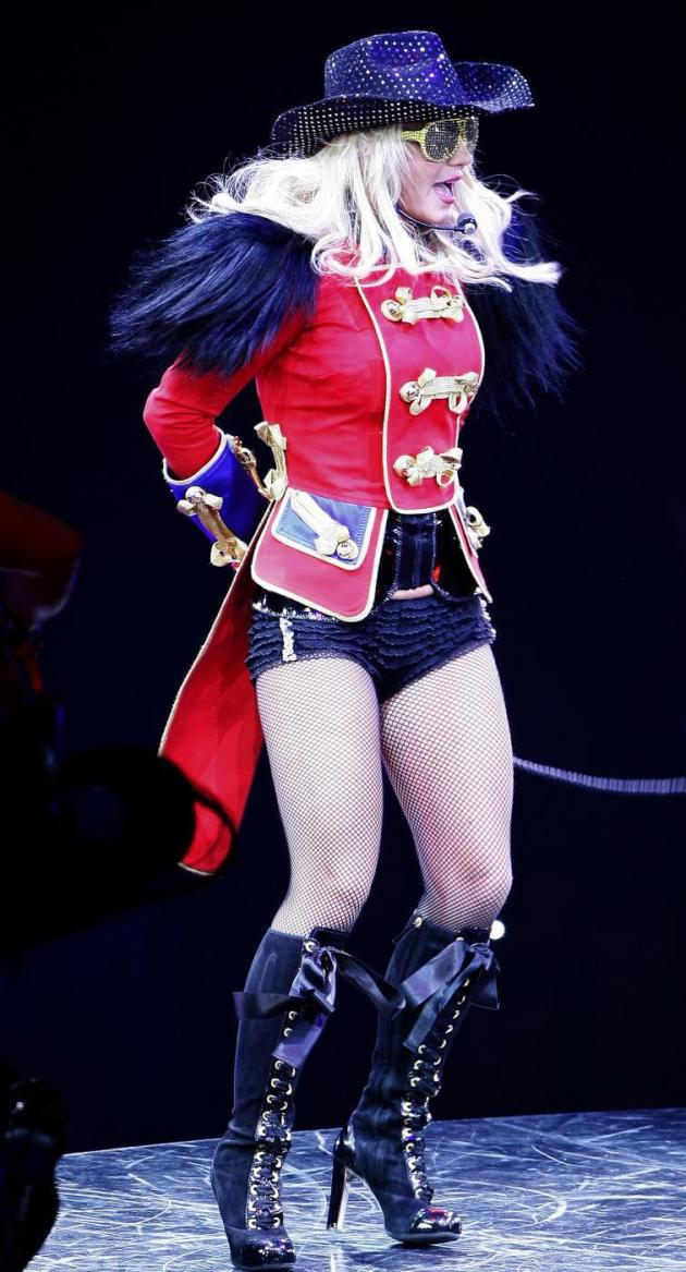 Britney: Sexy Cowgirl