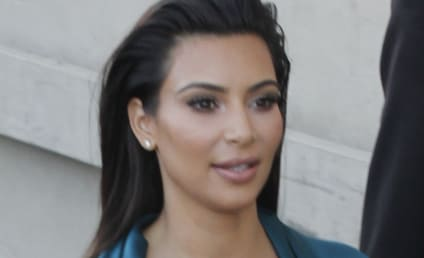 Kim Kardashian: My Hips and Butt are Huge!!!
