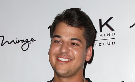 Rob Kardashian: Finally Getting the Help He Needs?