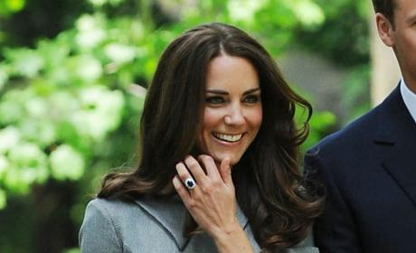 Kate Middleton in Canada