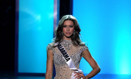 Katherine Webb on Stage
