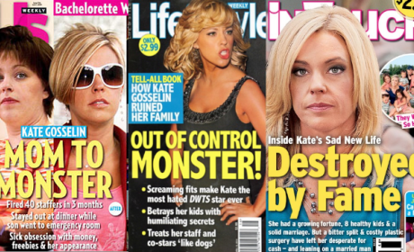Kate Gosselin: A Monster Mom's 21 Most Infamous Scandals