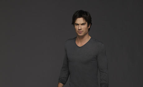 The Vampire Diaries Cast Photos: Ready for Season 6?