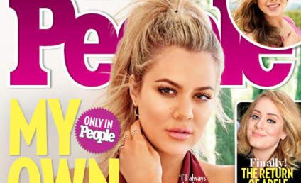 Khloe Kardashian Covers People Magazine; Is She Exploiting Lamar Odom?