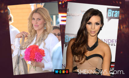 Brandi Glanville on Lisa Vanderpump: I Fed THAT B!tch, Not the Other Way Around!