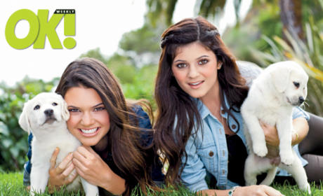 Kendall and Kylie Jenner: The OK! Photo Shoot