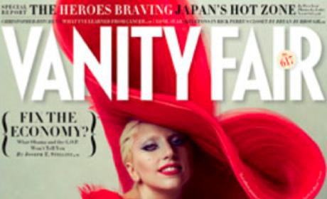 Lady Gaga Vanity Fair Cover