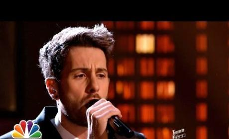 "Will Champlin: ""Carry On"" - The Voice"