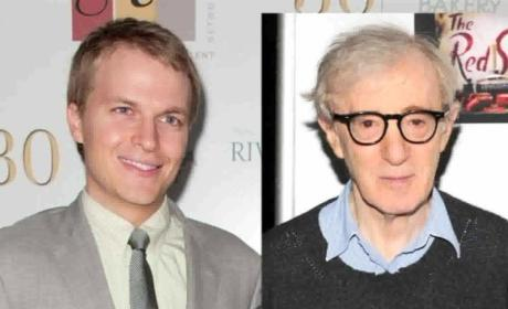 Ronan Farrow: Who's His Daddy?