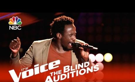 Anthony Riley: I Got You (I Feel Good) - The Voice