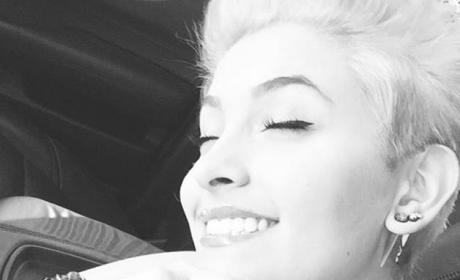 Paris Jackson: New Haircut Photo