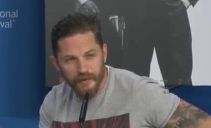 Tom Hardy (Perfectly) Cuts Off Question About His Sexuality