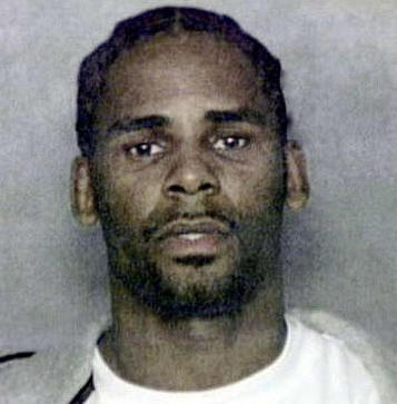 R. Kelly Booking Photo
