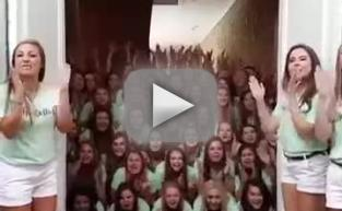This Sorority Rush Video Is A Terrifying Horror Movie IRL