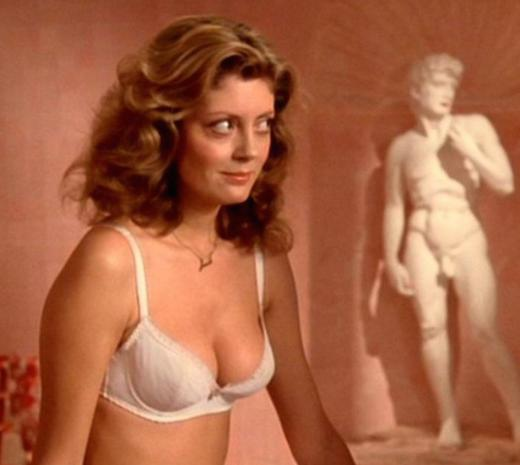 Susan Sarandon TBT Photo