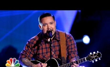 Lupe Carroll - If I Were a Carpenter (The Voice Blind Audition)