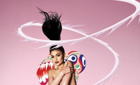Kylie Jenner: Naked For Complex